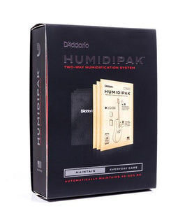 D'Addario Planet Waves Humidipak Guitar Humidity Control System
