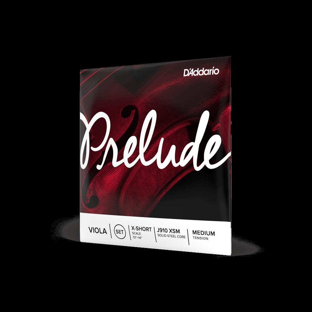 D'Addario Prelude Viola Single G String, Extra Short Scale, Medium Tension