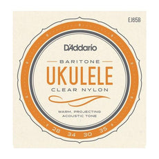 D'Addario Pro-Arté Custom Extruded Baritone Ukulele Strings