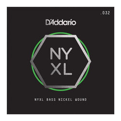 D'Addario Single NYXL Bass String | Various Sizes