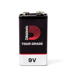 D'addario Tour-Grade 9V Battery Pack