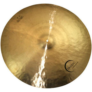 "Dream 24"" Small Bell Flat Ride Cymbal"