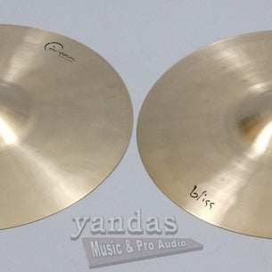 Dream Bliss Hi Hat Cymbals 12 Inch