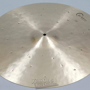 "Dream Cymbals Bliss 22"" Gorilla Ride Cymbal 