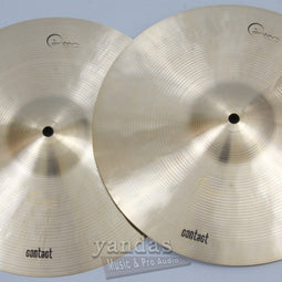 Dream Cymbals Contact Series Hi Hat Cymbal 13 Inch