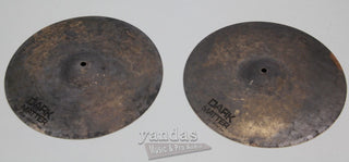"Dream Cymbals Dark Matter 14"" Hi-Hats 