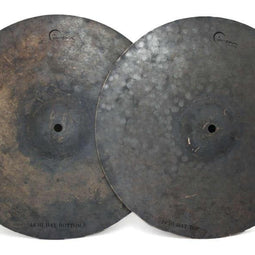 "Dream Cymbals Dark Matter 15"" Hi-Hats 