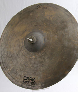 "Dream Cymbals Dark Matter 20"" Energy Ride Cymbal 