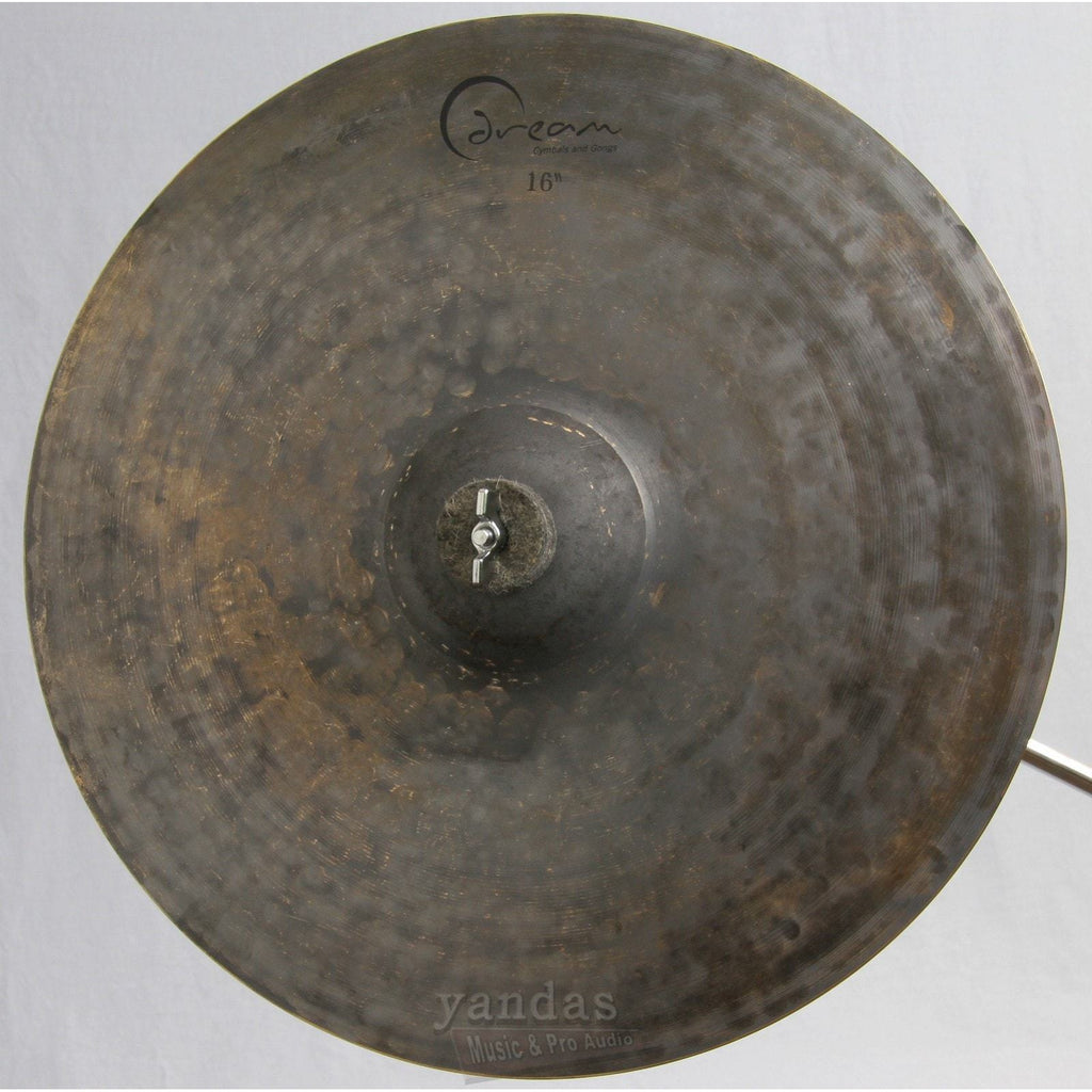 "Dream Cymbals Dark Matter Energy 16"" Crash Cymbal 