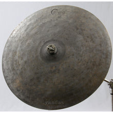 Dream Cymbals Dark Matter Flat Earth Ride Cymbal