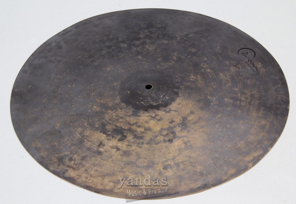 Dream Cymbals Dark Matter Flat Earth Ride Cymbal 20 Inch