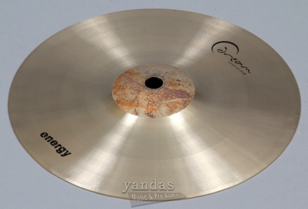 "Dream Cymbals Energy 8"" Splash Cymbal 