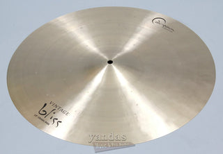 Dream Cymbals Vintage Bliss Crash/Ride Cymbal 19 Inch
