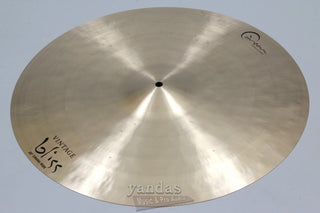 Dream Cymbals Vintage Bliss Crash/Ride Cymbal 20 Inch