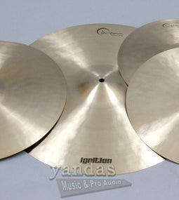 Dream Ignition Series Cymbal Packs IGNCP3 - 3 Piece