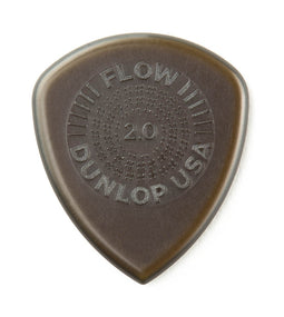Dunlop Flow Standard 2.0 Guitar Pick 6-Pack | 549P200