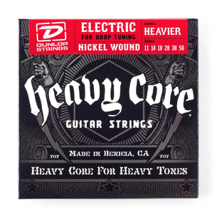 Dunlop Heavy Core Electric Guitar Strings