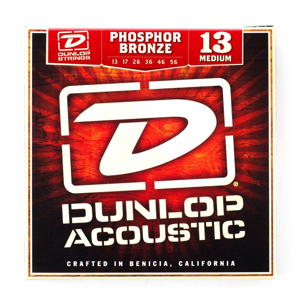 Dunlop Phosphor Bronze Acoustic Guitar Strings