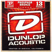 Dunlop Phosphor Bronze Acoustic Guitar Strings, Medium