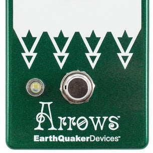 EarthQuaker Arrows Preamp Booster V2 Effect Pedal