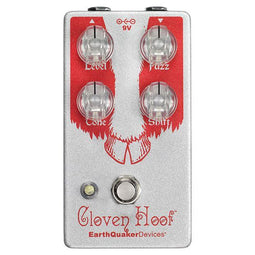 EarthQuaker Cloven Hoof Silicon Fuzz V2 Effects Pedal