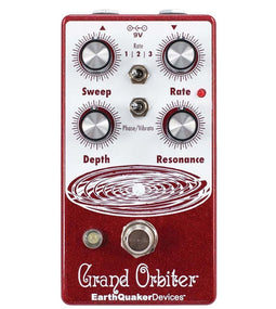 Earthquaker Devices Grand Orbiter Phaser Pedal
