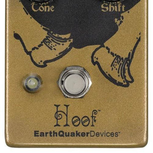 Earthquaker Devices Hoof Germanium / Silicon Fuzz Pedal