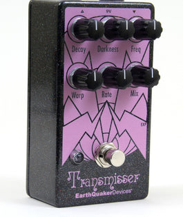 Earthquaker Devices Transmisser Resonant Reverberations Pedal