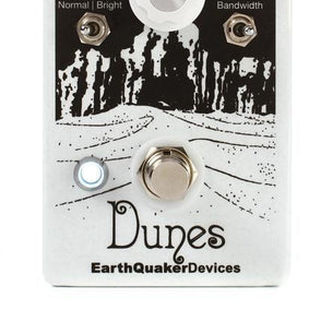 EarthQuaker Dunes Mini Mega Ultimate Overdrive V2 Effect Pedal