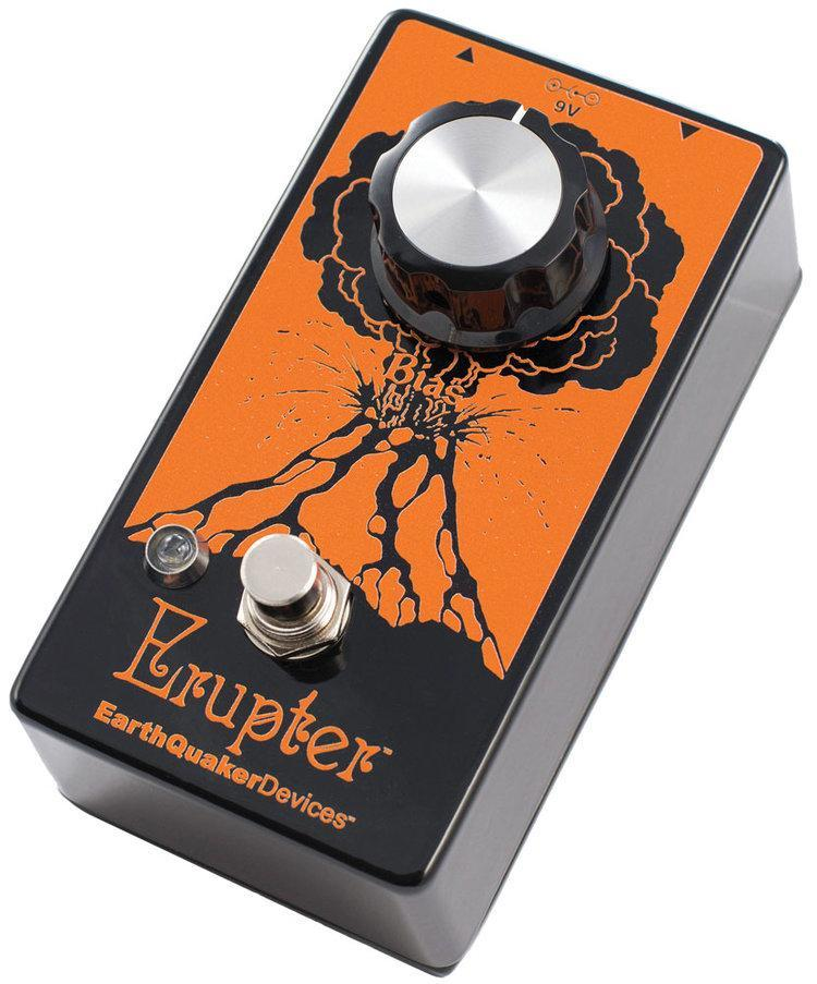 EarthQuaker Erupter Ultimate Fuzz Pedal