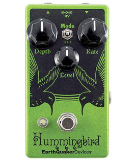 EarthQuaker Hummingbird Repeat Percussions V4 Tremolo Effect Pedal