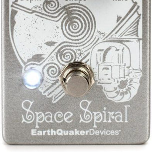 EarthQuaker Space Spiral  Modulated Delay V2 Effect Pedal