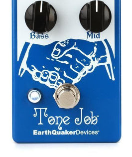 EarthQuaker Tone Job EQ & Booster V2 Effect Pedal