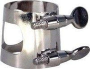Economy 531N Nickel Bass Clarinet Ligature