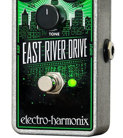 Electro Harmonix East River Overdrive Guitar Effects Pedal