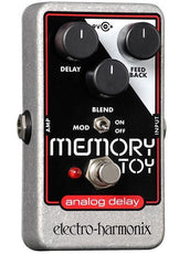 Electro Harmonix Memory Toy Delay Effects Pedal
