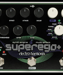 Electro Harmonix SuperEgo+ Synth Engine