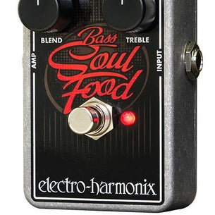 Electro Harmonx Bass Soul Food Effects Pedal