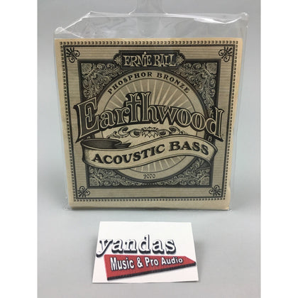 Ernie Ball Earthwood Acoustic Bass Strings | 2070