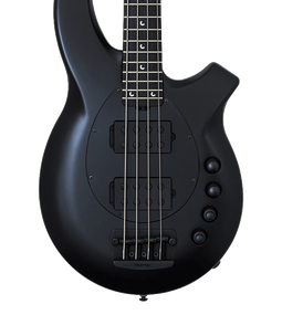 Ernie Ball Music Man Bongo Bass | Stealth Black