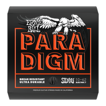 Ernie Ball Paradigm Slinky Electric Guitar Strings 10-62 7-Str Skinny/Heavey