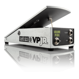 Ernie Ball VP Jr 250K Volume Pedal For Passive Signals