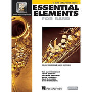 Essential Elements For Band Book 1 with EEi - Alto Sax