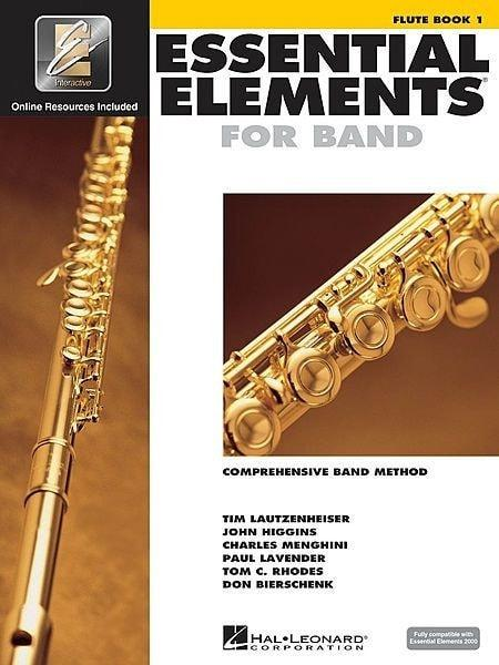Essential Elements For Band Book 1 with EEi - Flute