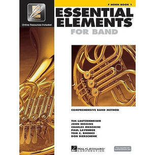 Essential Elements For Band Book 1 with EEi - French Horn
