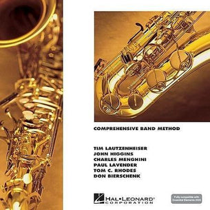 Essential Elements for Band Book 1 with EEi - Tenor Sax