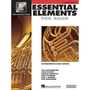 Essential Elements For Band Book 2 with EEi - French Horn