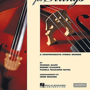 Essential Elements For Strings | Double Bass Book 1