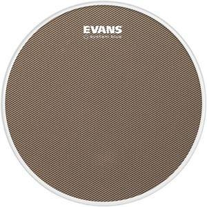 "EVANS 14"" System Blue Marching Snare Batter"