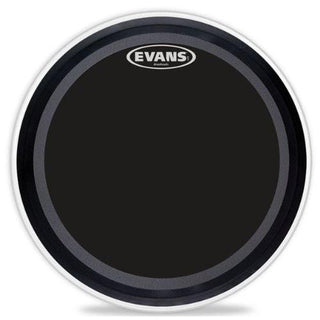Evans EMAD Onyx Series Bass Drum Heads